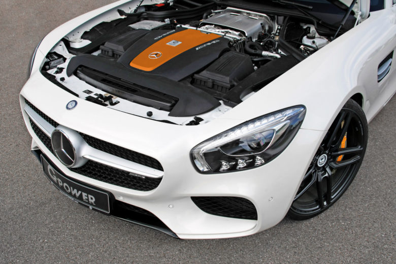 Mercedes-AMG GT S by G-Power Is the Genuine Thing