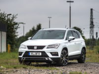 This Is Seat Ateca with Power Boost by DF Automotive
