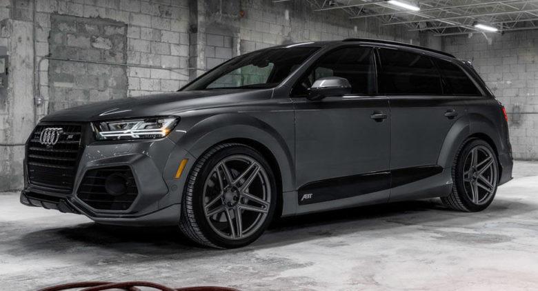 Limited-Run Audi Q7 by ABT Sportsline Kicks-Off