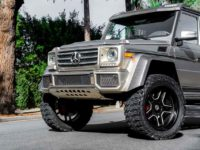 Mercedes G500 4×4 Sits on Forgiato Wheels, Looks Insane and Aggressive