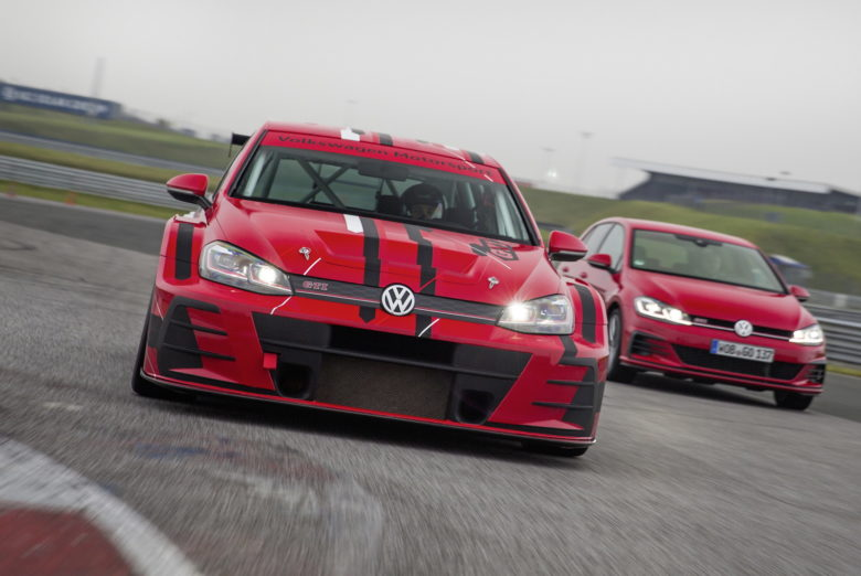 Volkswagen Golf GTI TCR Receives Facelift
