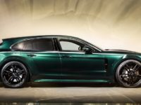 "Techart Takes on ""Supreme"" 2018 Porsche Panamera Sport Turismo GranGT"