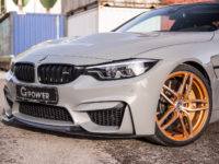 BMW M4 CS Is a 600 HP Monster on Wheels, Installation by G-Power
