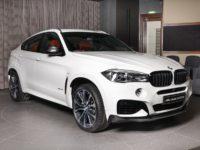 BMW X6 xDrive50i M Performance Shines in Abu Dhabi