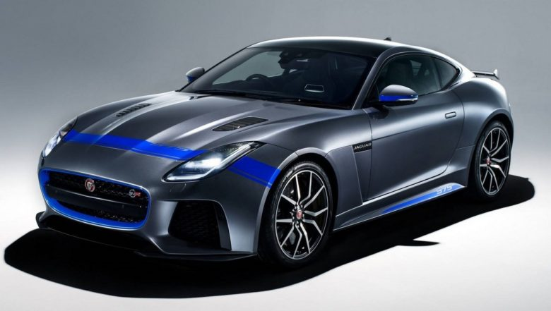 Jaguar F-Type SVR with Graphic Pack by JLR Special Operations Division