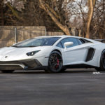 Lamborghini Aventador by ADV1. Wheels