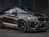 BMW X6 by Manhart Gets Custom Interior from Carlex Design