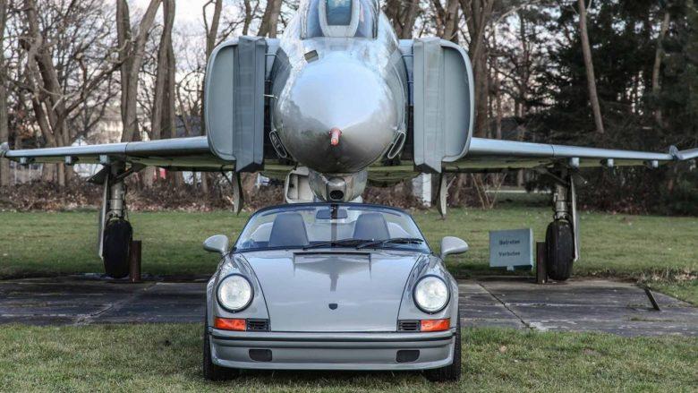 1989 Porsche 911 Speedsteer with Visual Upgrades by DP Motorsport