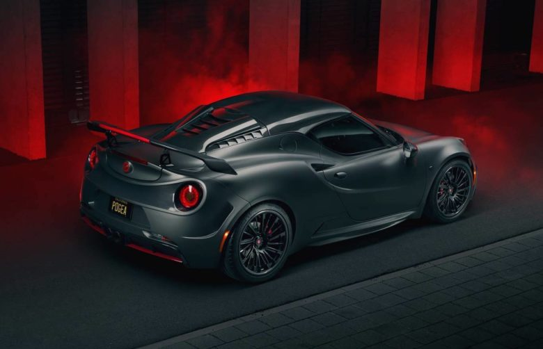 Alfa Romeo 4C 'Nemesis' by Pogea Racing Is the Real Deal