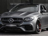 Mercedes-AMG E63 C by WheelsAndMore Packs 712HP