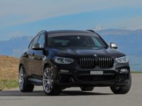 Dahler Enhances New BMW X4 with Power Kit and Aero Parts