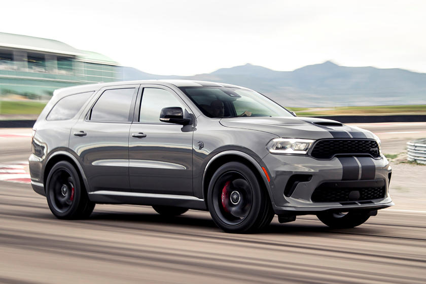 Dodge Durango SRT Hellcat by Hennessey Performance