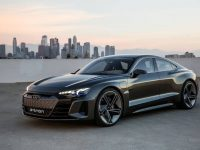 2022 Audi E-Tron GT Finally Makes its Debut