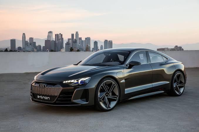 2022 Audi E-Tron GT Finally Makes its Debut