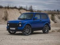The Lada Niva Gets Aftermarket Russian Twist