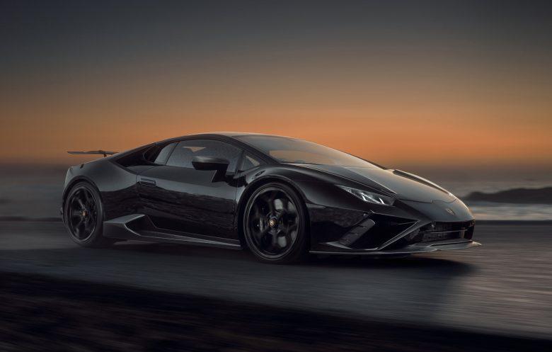 Exclusive tuning: Novitec transforms the Lamborghini Huracan EVO supercar